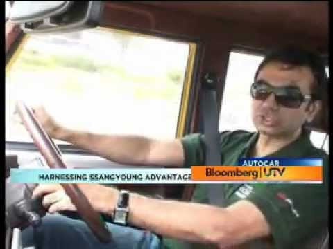 Autocar Show- Bolero Turns 10