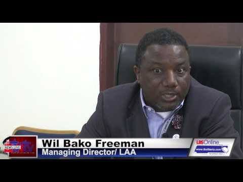 Liberia Roberts International Airport is Safe- Airport Authority