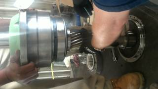 Pinion Shaft Assembly video #17