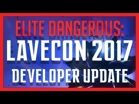 ✔  Lavecon 2017 - 2.4 Developer Update - Elite: Dangerous