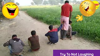 Must Watch New Funny 😀🤣 Comedy Videos 2019 Episode-7 -Funny Vines||Crazy Pathsala