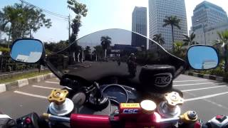 Indonesia Independence Day Riding Full Version-Yamaha Yzf R6