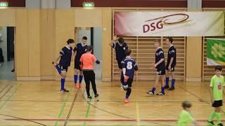 Hallenfußballturnier der katholischen Privatschulen Live-Stream 1. Spieltag Samstag