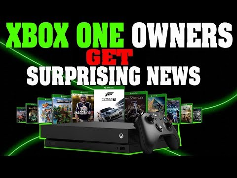 A Huge Xbox One Exclusive Gets Surprising News! Fans Are Gonna Love This!