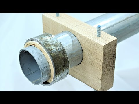 Bushings: Wood vs  Steel, DIY Solar Tracking Array, Tilting