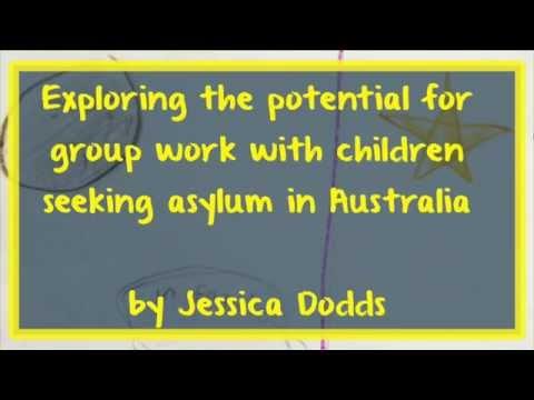 Group Work with Children Seeking Asylum (Conference Presentation)