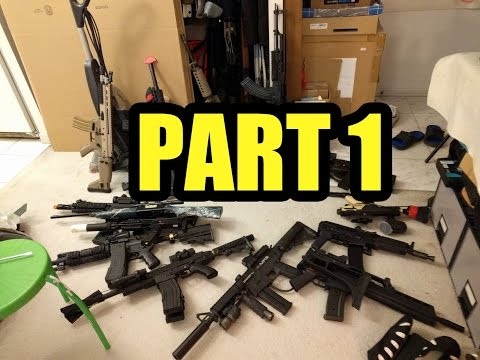 Airguns Collection Fun - Part 1