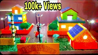 Solar energy system school project/science project