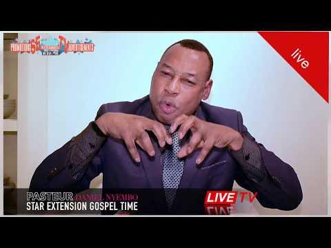 BLESSINGS (BARAKA)  PASTOR DANIEL NYEMBO BY STAR EXTENSION MEDIA PRO