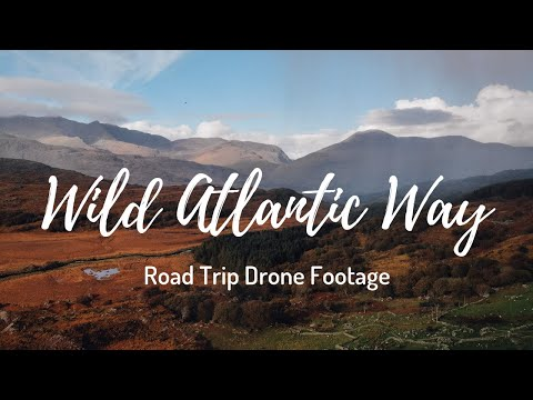 I Bought A Drone & Went to the Red Side of Ireland   DJI Mavic Air