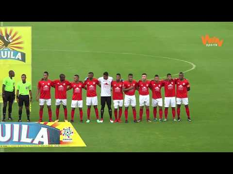 Torneo Aguila  - Fecha 12  | Barranquilla 1-1 Atlético FC | Win Sports