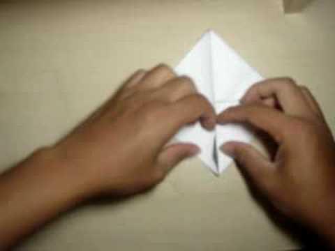 *Origami 2: Boat #1 / Sailor Hat*