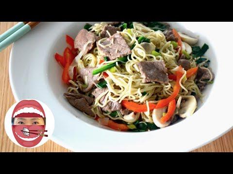 nouilles-sautées-au-boeuf-et-aux-légumes---chow-mein---recette-chinoise