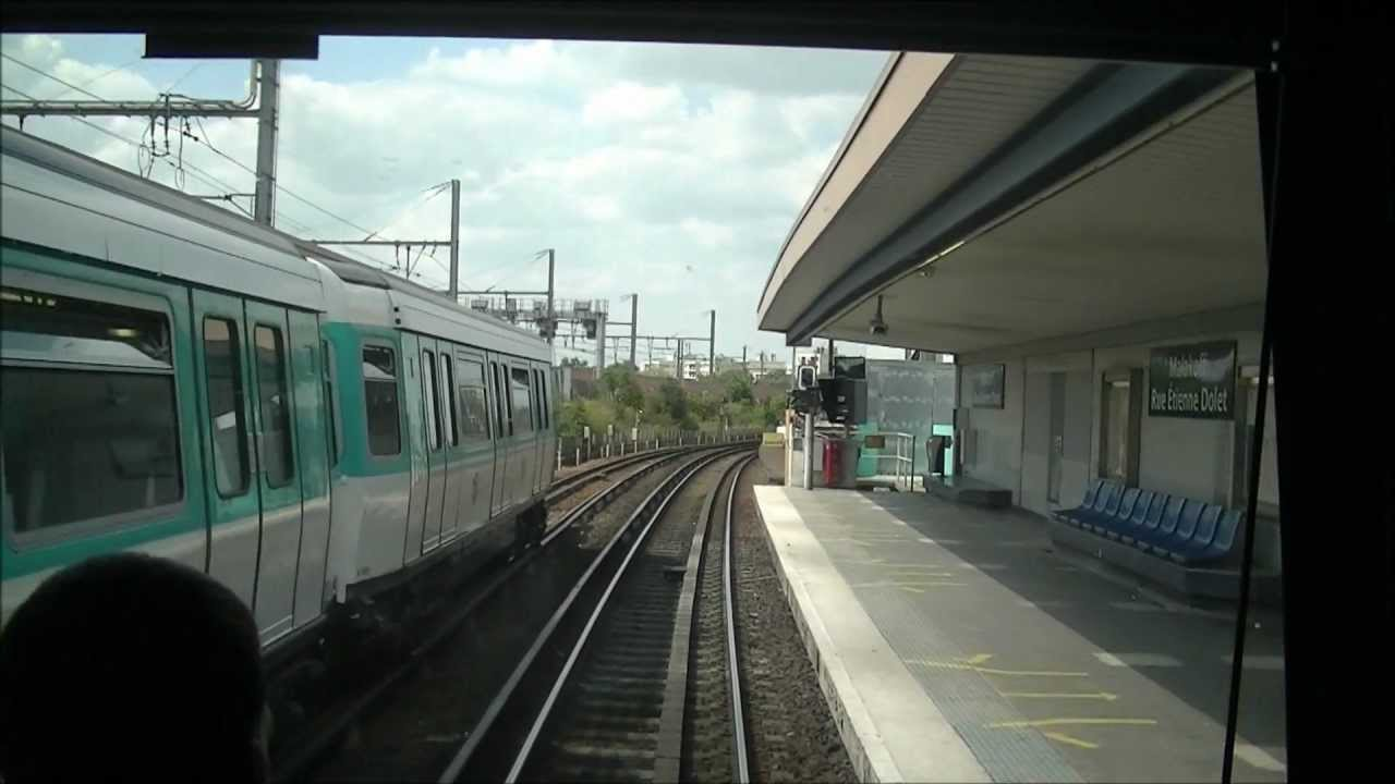 Ligne 13 du m tro de paris ch tillon montrouge for Garage chatillon montrouge