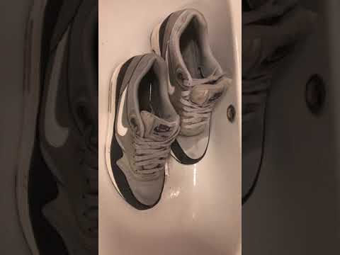 Nike Air Max 1 gets piss