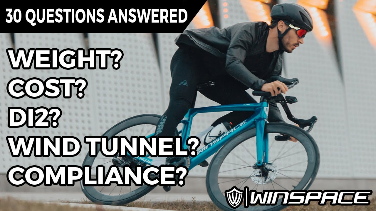 5000 KM W/ A CHINESE CARBON BIKE... All Your Questions Answered! Winspace T1500D