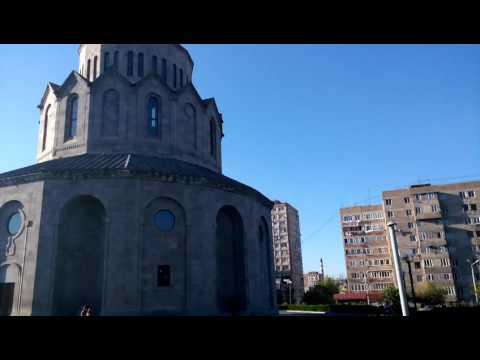 Самая красивая церковь в Ереване