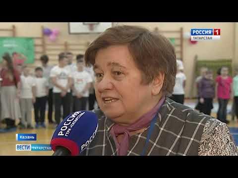 Казанским школьникам рассказали о параолимпийском спорте