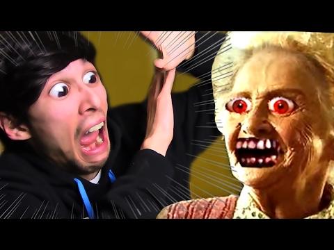 LA VECCHIA MI VUOLE MORTO?!!   Resident Evil 7 #4