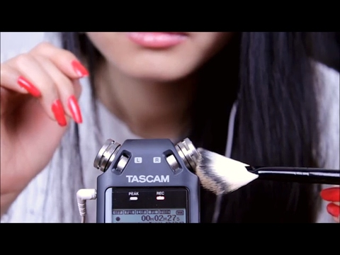 ASMR ~Brain-melting Ear cleaning/-brushing Sounds~ (NO TALKI