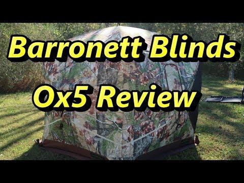 Barronett Blinds Ox5 Ground Blind