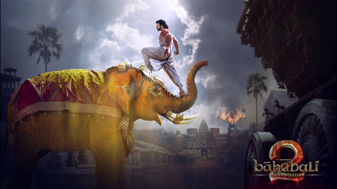 Sai Baba 3d Wallpapers Background Bahubali 2 The Conclusion 2017 Official Teaser Youtube