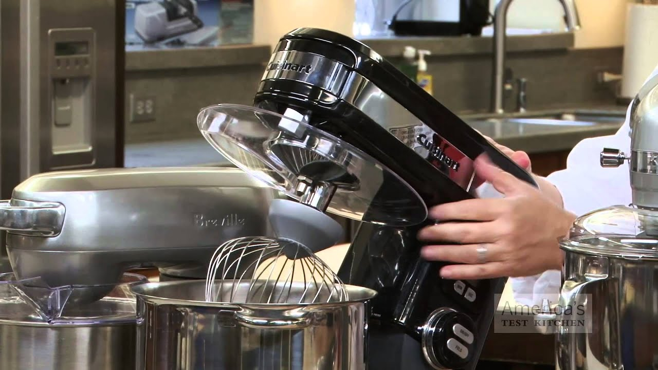 Equipment Review Best Stand Mixers Amp Our Testing Winner