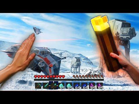 Realistic Minecraft - REALISTIC STAR WARS IN MINECRAFT !? - (Minecraft Roleplay)
