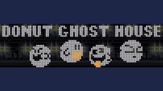 [SMW] Donut Ghost House by jBL00D - Super Mario Maker - No Commentary