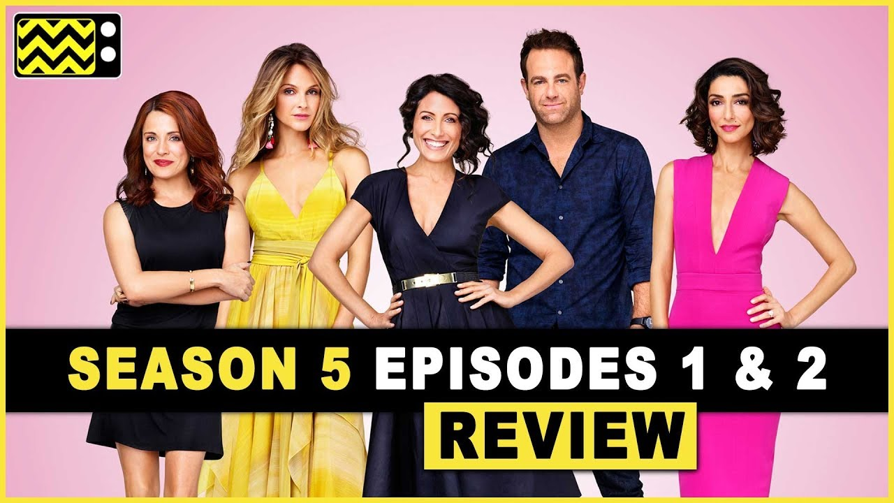 Download Girlfriend's Guide to Divorce Season 5 Episodes 1 & 2 Review & Reaction   AfterBuzz TV