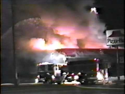 WYOMING,MI FIRE DEPT 3-10-1994 PIZZA HUT