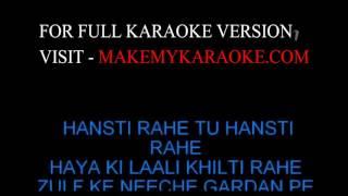 Karaoke Saathiya Saathiya.mp3