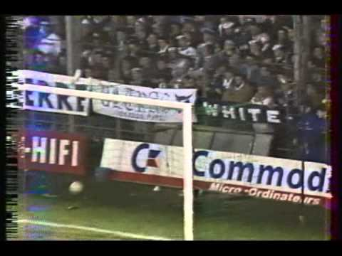 1993 March 3 Auxerre France 4 Ajax Amsterdam Holland 2 UEFA Cup