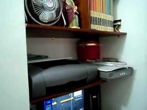 Mueble para computador avi youtube for Muebles para computador
