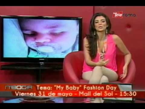 My Baby Fashion Day Viernes 31 de mayo Mall del Sol