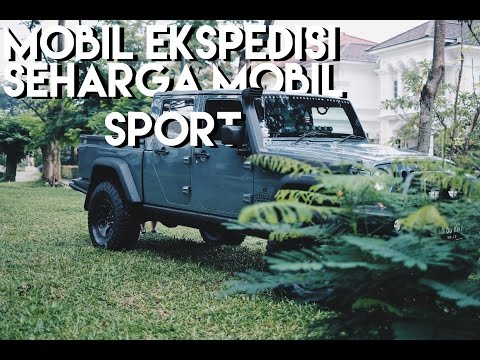 MOBIL EKSPEDISI SEHARGA MOBIL SPORT | CARVLOG 010 (INDONESIA)