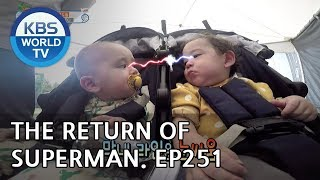 The Return of Superman | 슈퍼맨이 돌아왔다 - Ep.251: From Mt. Halla to Mt. Paektu Part 3[ENG/IND/2018.11.18]