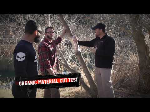 Forge It, Episode 3: Testing the Finished Ultimate Survival Knife in the Field