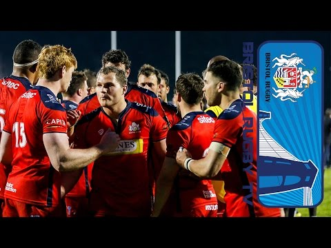 GKIPA Championship Final First Leg: Doncaster Knights vs Bristol Rugby