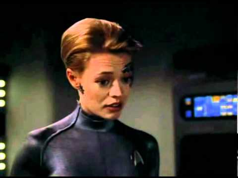 Pity, that seven of nine sex