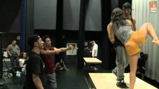 Step up 4 miami heat | webisode 1 (2012) meet the leads