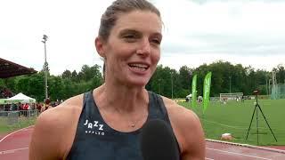 Interview Lea Sprunger   Langenthal 2018
