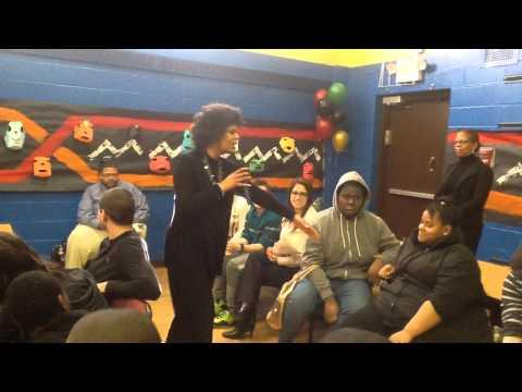 Woodward Children Center Black History Month Celebration