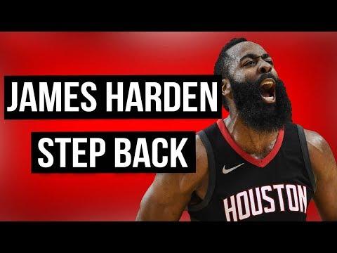 James Harden Step Back