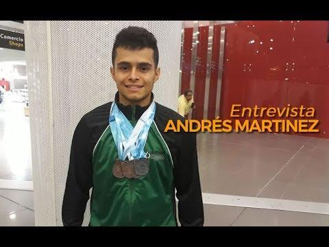 Entrevista a ANDRES MARTINEZ   Vamos a Pacific Rim 2018