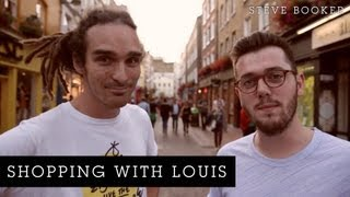 Shopping with Louis | Steve Booker Thumbnail