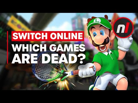Which Online Switch Games Are ACTUALLY Dead?