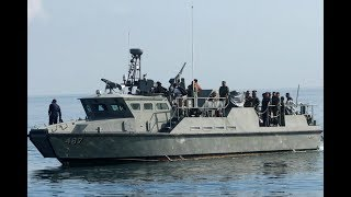 The Philippine Navy deploys newly acquired MPACs to Mindanao