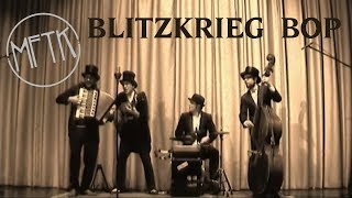 blitzkrieg bop swing version musik for the kitchen