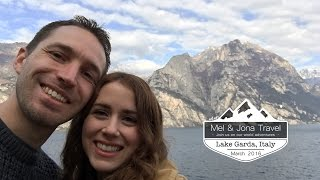 Part #1 - Lake Garda - Italy road trip | Holiday 2016